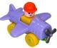 Конструктор Юный путешественник. Самолет